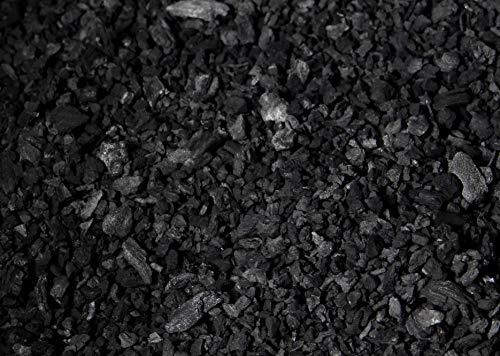 Aktivkohle 5 kg ca. 7 Liter Granulat ca. 1,2-5 mm Aktivkohlefilter Kohle Filter Schweißrauch Lötrauch Rauchfilter