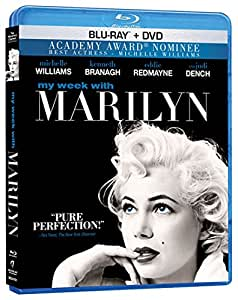 My Week With Marilyn [Blu-ray] [2011] [US Import]