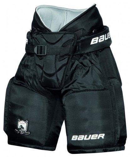 Bauer Goaliehose Prodigy Bambini, Farbe:schwarz, Größe:S/M