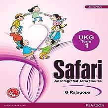Safari UKG 1, Term Book 1 : Integrated Term Book
