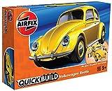 Airfix j6023Schnelle Bj VW Käfer Modell Fahrzeug Spielzeug, gelb