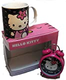 Best HELLO KITTY Alarm Clocks - Hello Kitty: Mug And Alarm Clock Set Review