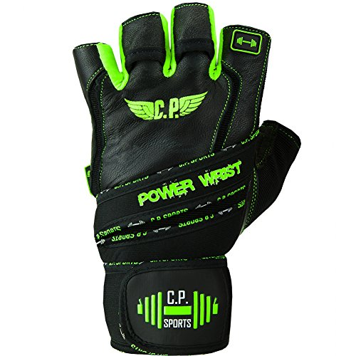 C.P. Sports Power – Weight Lifting Gloves