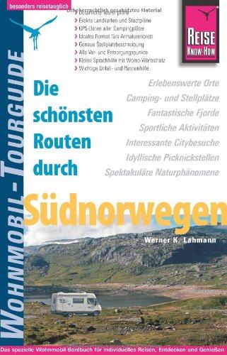 Brunner Campingartikel Tourguide Südnorwegen, 066/067: Alle Infos bei Amazon