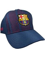 cb505422ff385 Gorra Oficial FC BARCELONA - Troquel Blaugrana - Tallaje Junior Ajustable