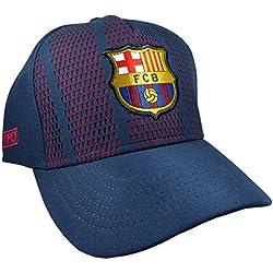 Gorra Oficial FC Barcelona - Blaugrana Troquel - Tallaje Adulto