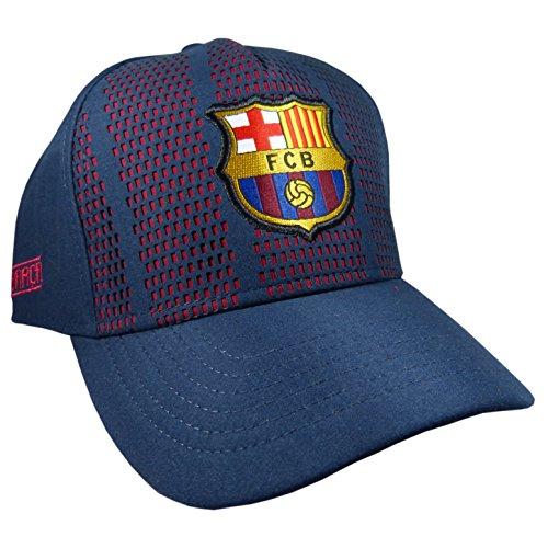 Gorra Oficial FC Barcelona - Blaugrana Troquel - Tallaje