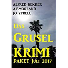 Das Grusel Krimi Paket Juli 2017