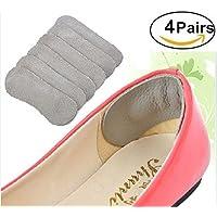 EQLEF® Leder Heel Griffe, Schuhabsatz Kissen Pads Liner selbstklebende Schuheinlegesohlen Fußpflege Protector... preisvergleich bei billige-tabletten.eu
