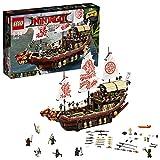 LEGO UK 70618 Ninjago Destiny's Bounty Set