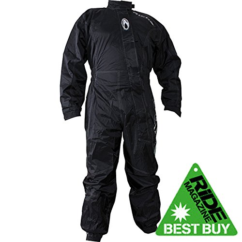 Richa Typhoon 1 Piece Rainsuit M Black (40)