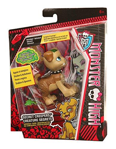Monster High geheimnisbewahrer Tiere -Hund - Secret ()