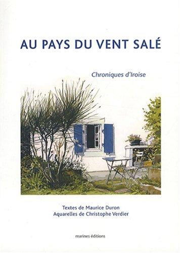Au pays du vent salé : Chroniques d'Iroise par Maurice Duron