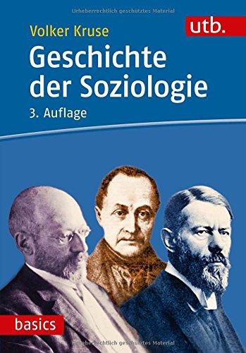 Geschichte der Soziologie
