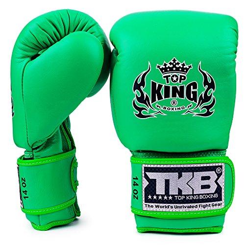 KINGTOP Top King - Guantes Boxeo Doble Cerradura