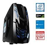 High-Class Profi Gamer PC Intel I7	7700k