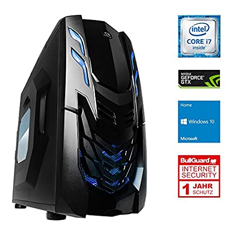 ONE Gaming Ultra High End PC 07 · Intel i7-7700k