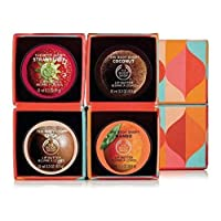 The Body Shop Lip Butter Cube - 4 pieces