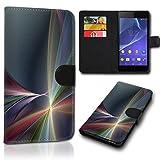 Book Style Huawei Ascend G510 Tasche Flip Brieftasche Handy Hülle Kartenfächer für Huawei Ascend G510 - Design Flip SVH87