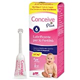 Lubrificante per la Fertilita Conceive Plus, Applicatori Pre-riempiti 8x4gm