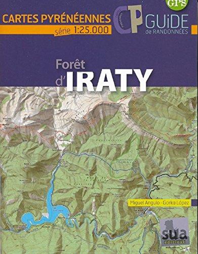 FORET D'IRATI (Guide + Carte 1/25.000)