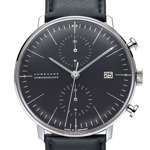 Junghans - Max Bill Chronoscope Model: 027/4601.00