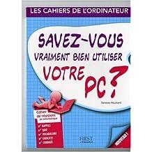 CAHIERS DE L'ORDINATEUR PC