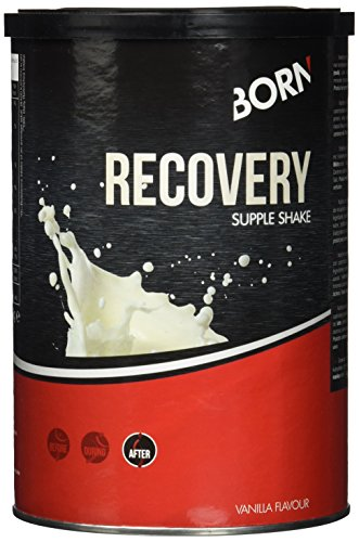 Recovery-getränke (Born Supple Recovery Shake Regenerations-Getränk Dose a 450 g, 1er Pack (1 x 450 g))