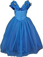 JerrisApparel nuova cerimonia vestito dalla ragazza principessa Costume con la farfalla