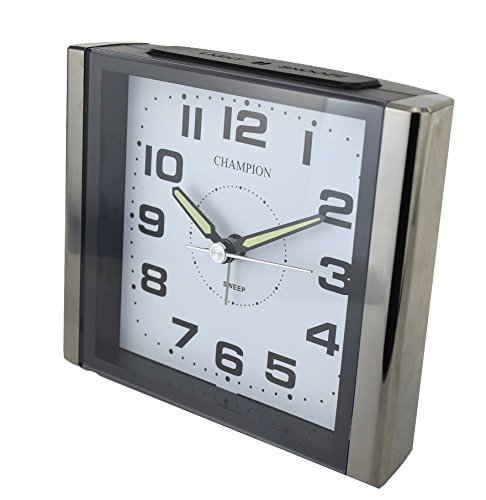 Champion - Reloj despertador tradicional