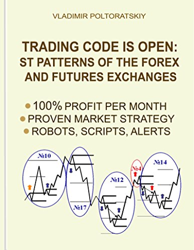 Trading Code is Open: ST Patterns of the Forex and Futures Exchanges, 100{c6e0276e542a3f991eaaf1ffa4be7c1d4acc574902f191afc8e93dece501ef90} Profit per Month, Proven Market Strategy, Robots, Scripts, Alerts (English Edition)