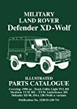 Military Land Rover Defender XD Wolf