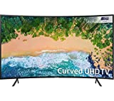 Samsung UE65NU7300 65-Inch Curved 4K Ultra HD Certified HDR Smart TV - Charcoal Black (2018 Model) [Energy Class A+]