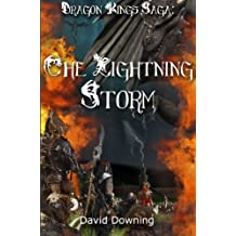 Dragon Kings Saga: The Lightning Storm (Volume 1) (English Edition)