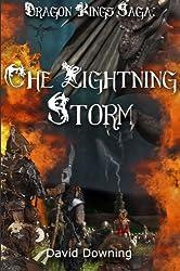 Dragon Kings Saga: The Lightning Storm (Volume 1) (English Edition)