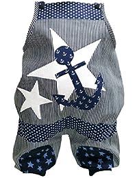 PimPanty - Pantalon - Bébé (garçon) 0 à 24 mois multicolore Mehrfarbig 2 mois