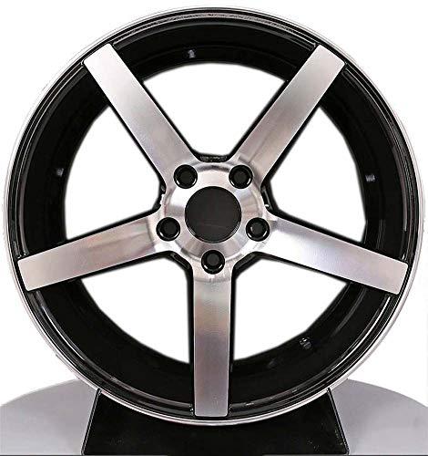 Yx-outdoor 5 Speichen Alufelge, 5 Speichen, Verschleiß- und Schlagfestigkeit für Scorpio und BMW 5er,20 * 8.5J - 5-speichen-felgen Bmw