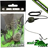 Angel Berger Ready2Fish Complete Inline Rig Karpfenmontage Carptackle