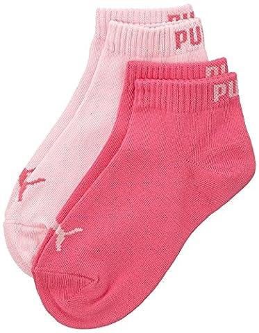 Pink Lady Rose - Puma Quarter - Chaussettes de sport -