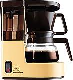 Melitta Kaffeeautomat Aromaboy Braun 1015-03, Fassungsvermögen 2 Tassen