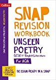 Unseen Poetry Workbook: New GCSE Grade 9-1 English Literature AQA (Collins GCSE 9-1 Snap Revision)