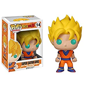Funko Pop Goku Super Saiyan (14) Funko Pop Dragon Ball