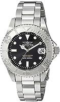 Invicta 24631 Pro Diver Reloj para Mujer acero inoxidable Cuarzo Esfera negro de Invicta