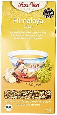 Yogi Tea Thé Bio Himalaya Chai en vrac 90 g