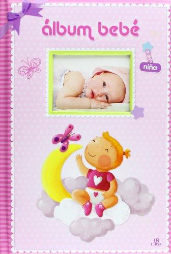 Album bebe niña / Baby Album for girl