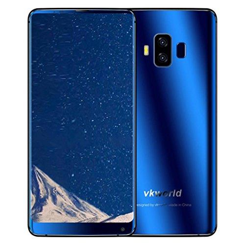 Vkworld S8 Smartphone Intelligent Rawdah Vkworld S8 5,99 pouces 18: 9 Plein écran 4G-LTE Empreintes Digitales Smartphone 4 + 64...