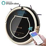 Haier XShuai T370 - Saugroboter mit Siri und Amazon Alexa Sprachsteuerung, Wifi und Zeitplan