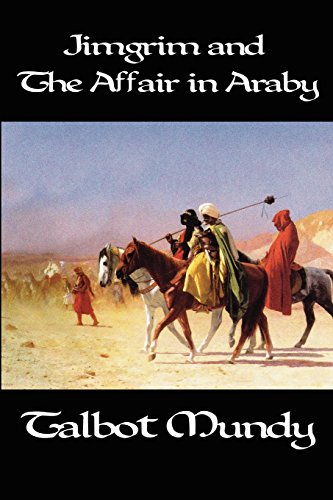 Amazon Kindle Books: Jimgrim and the Affair in Araby