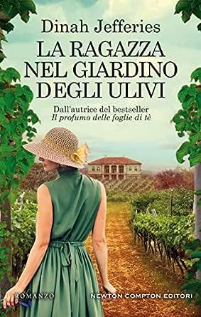 La ragazza nel giardino degli ulivi eBook: Jefferies, Dinah ...