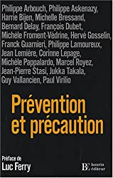 Prévention et précaution